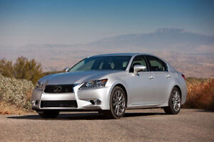 2013 Lexus GS350 AWD Sedan