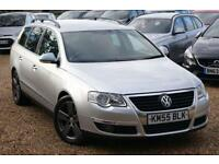 2005 55 VOLKSWAGEN PASSAT 2.0 TDI SPORT 5D 138 BHP, FULL HEATED LEATHER DIESEL