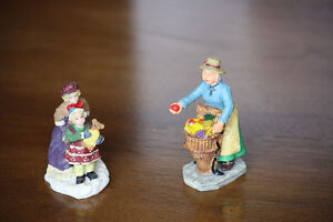 The Heritage Village Collection - Extras or Random