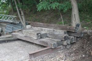 12 Railroad Ties