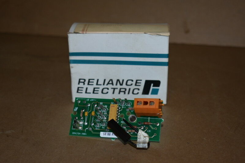 Regen tach feedback PCB, Minpak Plus, 0-57014, Reliance Electric, Unused
