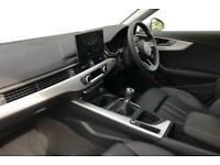 2020 Audi A4 Sport 35 TFSI 150 PS 6-speed Saloon Petrol Manual