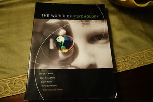 The World of Psychology Fifth Canadian Edition Study Guide (only
