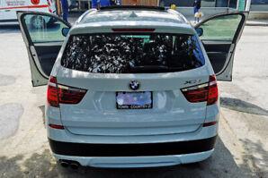 2014 BMW X3 X DRIVE 28i PREMIUM PKG LEATHER BACKUP CMERA