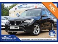 2013 63 BMW X1 2.0 XDRIVE18D SE 5D 141 BHP DIESEL