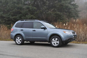 Looking for a 2013 Subaru Forester...