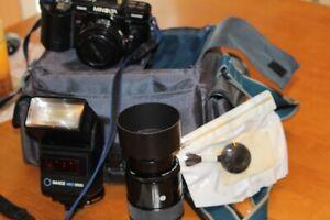 Camera Minolta vintage a vendre