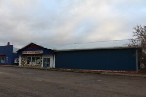Large Commercial Space in Turtleford