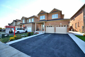 Detach home for lease - Brampton East