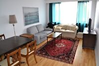 Summer Sublet 4-1/2 in TMR Furnished