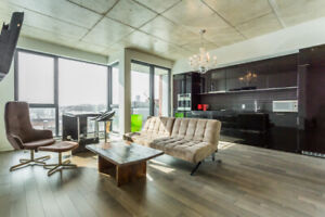 Luxurious NORDELEC condo for sale with GARAGE!