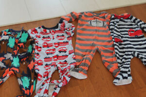 Carter's baby 18 months old pjs