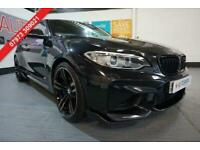 2018 67 BMW M2 3.0 M2 2D 365 BHP DCT AUTO, FACTORY M PERFORMANCE CHIP, EXHAUST A