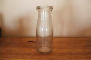 Vintage Krim-Ko Milk Bottle London Ontario image 3