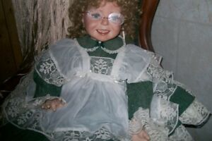 Porcelain Doll, great for a xmas gift
