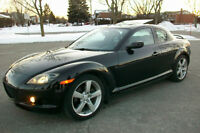 *COMME NEUF 2006 MAZDA RX8 GT-AUTOMATIC-TOUTE EQUIPEE