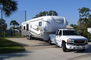Truck and Fifth Wheel