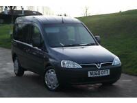 2010 Vauxhall Combo Tour 1.3 CDTi 16V 1700 5dr Easytronic 5 door MPV