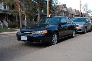 2005 Subaru Legacy 2.5i Sedan Black Leather $4950