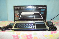 Ensemble ordinateur Texas Instrument TI99