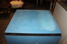 Retro 1950s 1960s Formica table