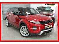 2012 Land Rover Range Rover Evoque 2.2 SD4 DYNAMIC 5dr 190 BHP AUTO Estate Diese