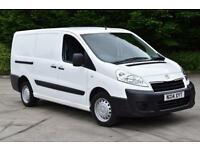 1.6 HDI 1200 L2H1 6D 90 BHP MWB DIESEL MANUAL PANEL VAN 2014