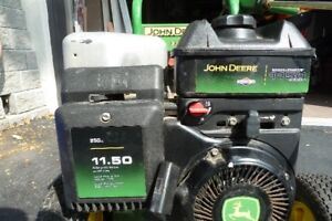 POWER WASHER - J.D. 3300 PSI,