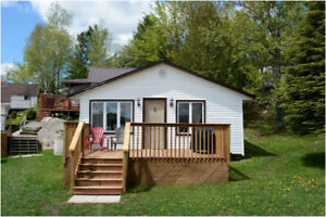 1-3 Bedroom Cottages on the French River