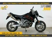 2007 07 KTM SUPERMOTO 950 LC8 - PART EX YOUR BIKE