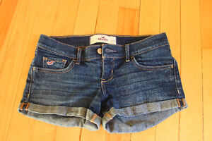 Short hollister