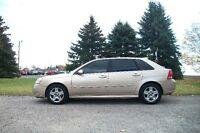 2006 Chevrolet Malibu Maxx LT- Hatchback.  DVD SYSTEM!!
