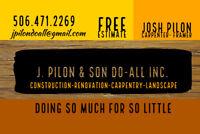 J. Pilon & Son Do-All Inc.