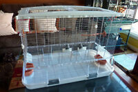 Vision Bird Cage for large birds Good for cockatiels pair
