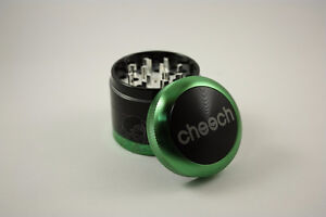 Cheech Grinder Green