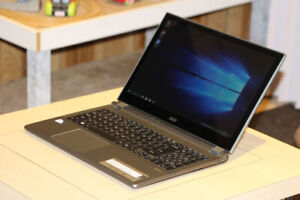 """15"""" Acer V5 Touchscreen 6GB 120GB SSD Windows 10 laptop Computer"""
