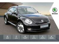 2013 Volkswagen Beetle 1.4 TSI 160PS Hatchback Petrol Manual