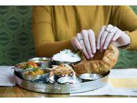 Punjabi kitchen tiffin service