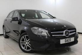 2014 14 MERCEDES-BENZ A CLASS 1.5 A180 CDI BLUEEFFICIENCY SPORT 5DR AUTOMATIC 10