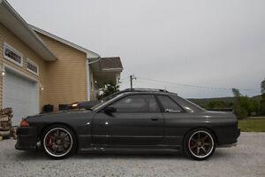 630HP Nissan Skyline GTR