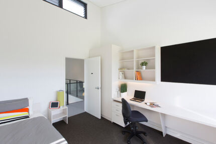Student apartments at Western Sydney University Hawkesbury!