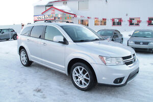 DODGE JOURNEY 2011 R/T 7 PASSAGERS AWD FULL-ÉQUIP BLUETOOTH USB
