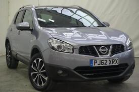 2013 Nissan Qashqai N-TEC PLUS Petrol grey Manual