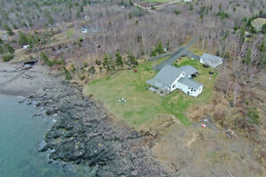 VIDEO: Private seaside home; immaculate condition; Phinneys Cove