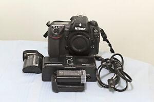 Nikon D2X 12 megapixel camera Kitchener / Waterloo Kitchener Area image 1