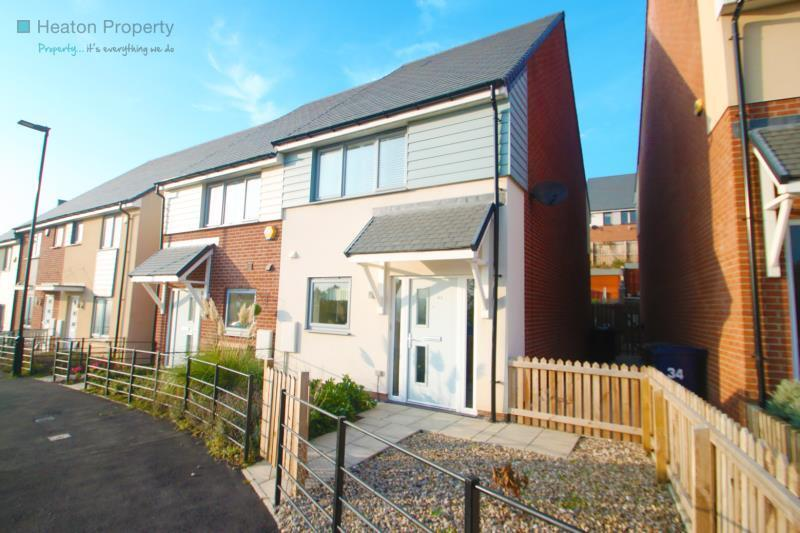 2 Bedroom House In Chester Pike The Rise Newcastle Upon Tyne Tyne And Wear Ne15 6bs