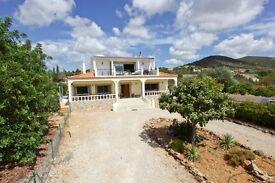 Algarve. Country villa sleeps 6 own pool. £500pw. July-August-September