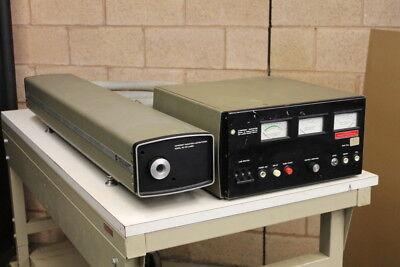 Ion Laser Wpower Supply Composition Resonator Model 52 Krypton Coherent