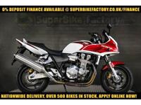 2006 56 HONDA CB1300 1300CC 0% DEPOSIT FINANCE AVAILABLE