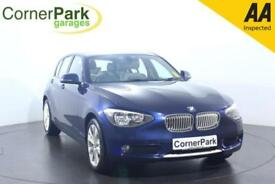 2014 BMW 1 SERIES 118D URBAN HATCHBACK DIESEL